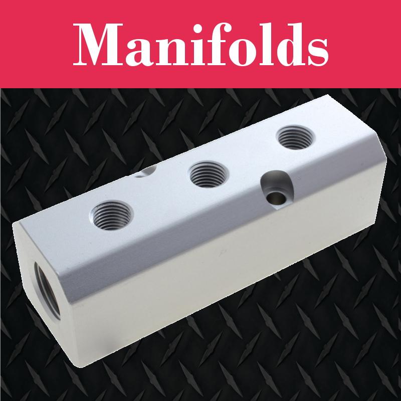 Aluminum Manifolds