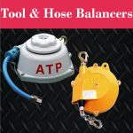 Retractable Air Hose Reel / Tool Balancers