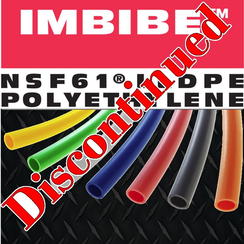 IMBIBE™ NSF 61® LLDPE Polyethylene Tubing