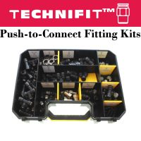 Technifit™ Push-to-Connect Fitting Kits