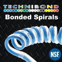 Spiral Bonded Pneumatic Tubing - Technibond ®