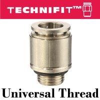 Technifit Universal Thread PTC Fittings