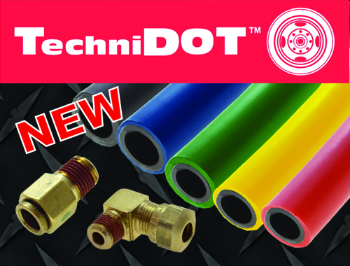 ATP's NEW DOT TUBING & FITTINGS