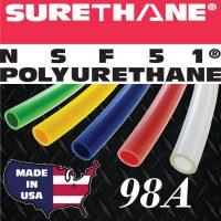 Surethane® Polyurethane Tubing