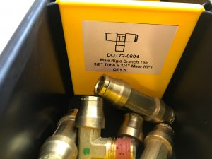 DOT Kit Closeup Advanced Technology Products