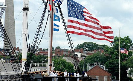 USS Constitution Advanced Technology Products