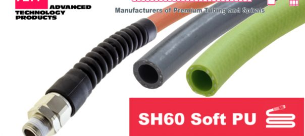 SH60 Soft Pu reinforced Air Hose Advanced Technology Products