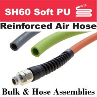 Soft Polyurethane Braided Air Hose