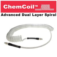 ChemCoil™ with NyloThane™ Advanced Dual Layer Spiral